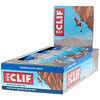 Clif Bar, Энергетический батончик с шоколадной крошкой, 12 батончиков, весом 68 г (2,40 унции) каждый