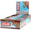 Clif Bar, Энергетический батончик, Шоколадный брауни, 12 батончиков, 2,40 унц. (68 г) каждый