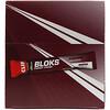 Clif Bar, Энергетические жевательные батончики Bloks со вкусом черной вишни + 50 мг кофеина, 18 пакетиков по 2,12 унц. (60 г) каждый