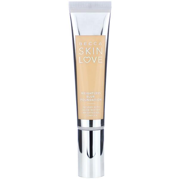 Becca, Skin Love, Weightless Blur Foundation, Cashmere, 1.23 fl oz (35 ml)