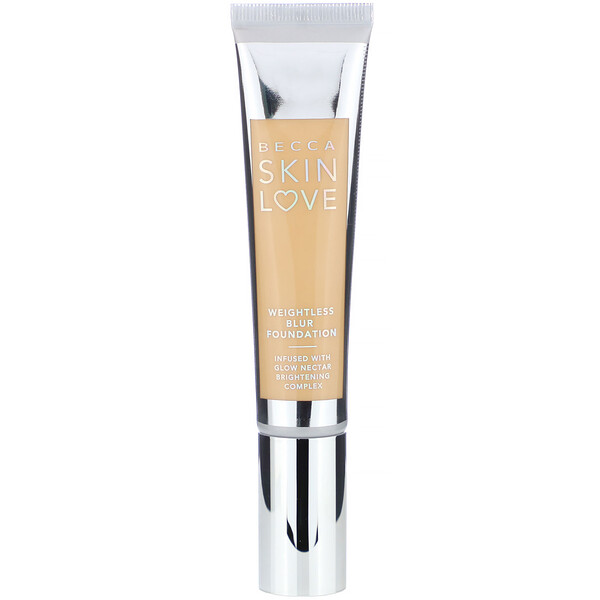 Becca, Skin Love, Weightless Blur Foundation, Buttercup, 1.23 fl oz (35 ml)