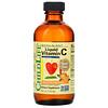 ChildLife, Essentials, витаминC в жидкой форме, натуральный апельсиновый вкус, 118,5мл (4жидк.унции)