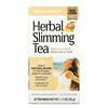21st Century, Травяной чай для похудения, со вкусом персика и абрикоса, без кофеина, 24чайных пакетика, 48г (1,7унции)