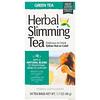 21st Century, Травяной чай для похудения, зеленый чай, без кофеина, 24чайных пакетика, 45г (1,6унции)