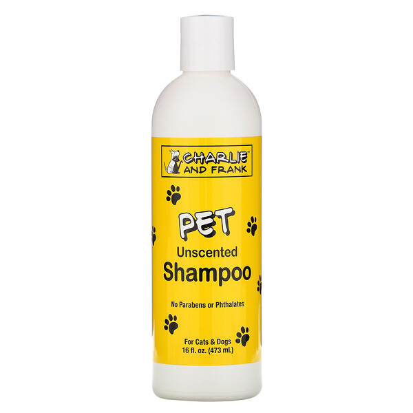 Шампунь для животных, без запаха, 473мл (16жидк.унций)