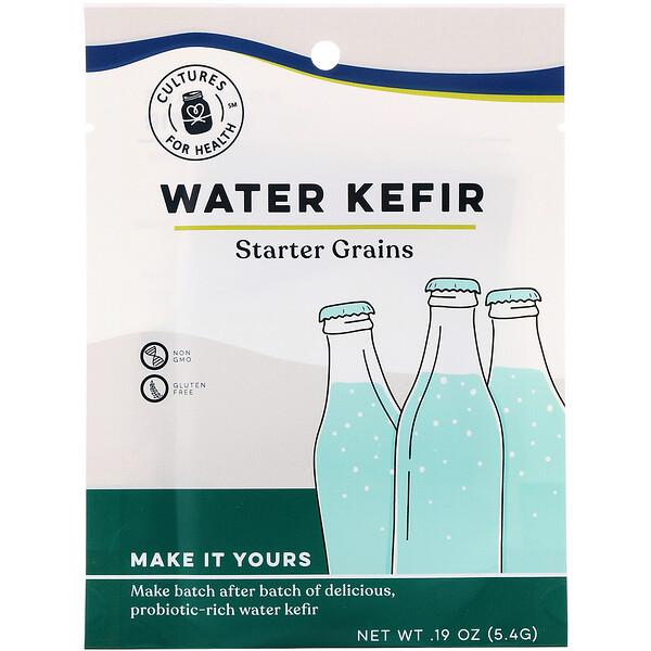 Кефир на воде, 1пакет, 5,4г (0,19унции)