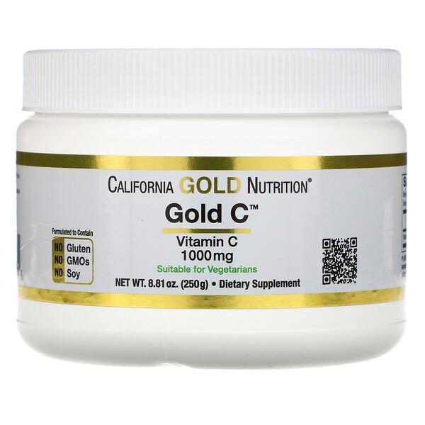 Порошок Gold C, 250 г (8,81 унции)