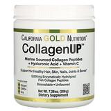 California Gold Nutrition, CollagenUP, морской гидролизованный коллаген, гиалуроновая кислота и витаминC, без вкусовых добавок, 464г (16,36унции) - iHerbcheckoutarrow