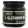 Калифорния Голд Нутришен, Порошок L-глютамина, AjiPure, без глютена, 454г (16унций)