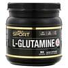 California Gold Nutrition, Порошок L-глютамина, AjiPure, без глютена, 454г (16унций)