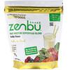 California Gold Nutrition, Zenbu Shake, смесь сывороточного белкового суперфуда, вкус ванили, 540г