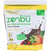 California Gold Nutrition, Zenbu Shake, смесь сывороточного протеина из суперпродуктов с какао-порошком, 1,3 фунта (585 г)