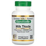 Jarrow Formulas, расторопша, 150 мг, 200 вегетарианских капсул - iHerb
