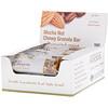 California Gold Nutrition, Foods, жевательные батончики-мюсли с кофе мокко и орехами, 12батончиков весом 1,4унции (40г) каждый