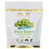 California Gold Nutrition, Foods, стручковая фасоль, готовые к употреблению кусочки обжаренных бобов, морская соль, 127г (4,5жидк. унции)