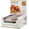 California Gold Nutrition, Батончики с карамелью и миндалем, 12 батончиков, 40 г (1,4 унции) каждый