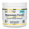 California Gold Nutrition, Магний в растворимом порошке с нейтральным вкусом, 247 г (8,7 унций)