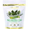 California Gold Nutrition, Рисовые чипсы с водорослями со вкусом васаби, 60г (2унции)