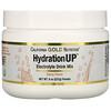 California Gold Nutrition, HydrationUP, порошок для приготовления электролитического напитка, цитрус, 227г (8унций)