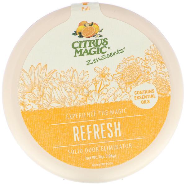 ZenScents, Refresh, 7 oz (198 g)