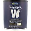 Biochem, 100% Whey Isolate Protein, Natural, 24.6 oz (699 g)