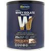 Biochem, 100 % изолят сывороточного протеина со вкусом шоколада, 878 г (1,9 фунта)
