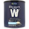 Biochem, 100 % изолят сывороточного протеина с ванильным вкусом, 857 г (1,8 фунта)