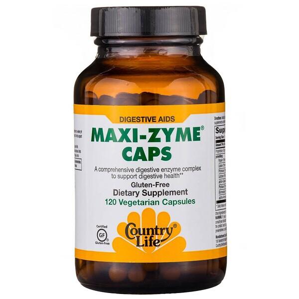 Капсулы Макси-Зим, 120 вегетарианских капсул