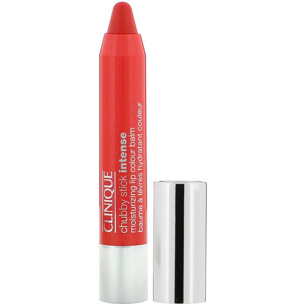Chubby Stick, Intense Moisturizing Lip Colour Balm, Heftiest Hibiscus, .10 oz (.3 g)