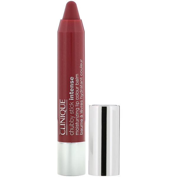 Clinique, Chubby Stick, Intense Moisturizing Lip Colour Balm,  07 Broadest Berry, 0.1 oz (3 g) (Discontinued Item)