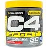 Cellucor, C4 Sport, предтренировочный, фруктовый пунш, 9,5 унции (270 г)