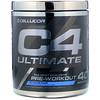 Cellucor, C4 Ultimate, предтренировочный, вкус Icy Blue Razz, 26,8 унц. (760 г)