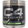 Cellucor, C4 Ultimate, средство для приема перед тренировкой, со вкусом кисло-сладких конфет, 390г (13,8унции)