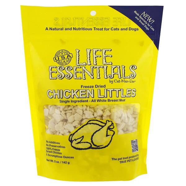 Life Essentials, кусочки сублимированной курицы, для кошек и собак, 142 г (5 унций)