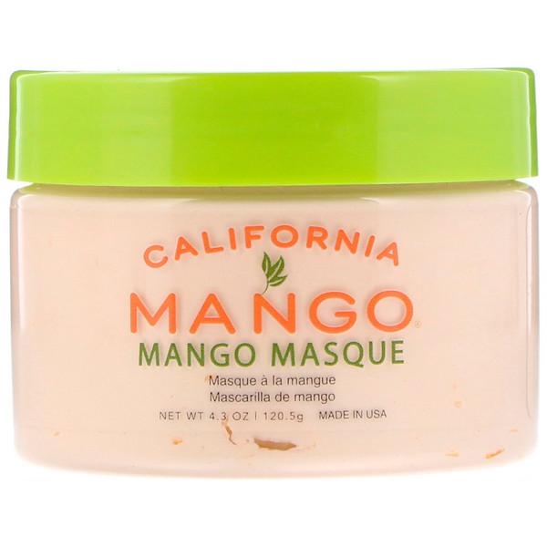 California Mango, Маска с манго, 4,3 унции (120.5 г) (Discontinued Item)