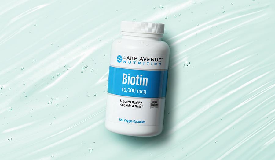 Пищевые добавки с биотином