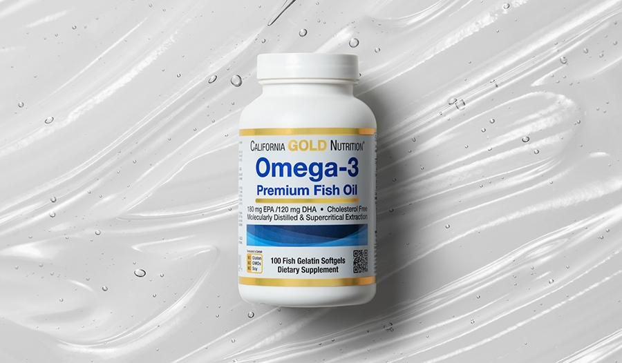 Пищевые добавки с Омега-3
