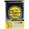 Chimes, Имбирные жевательные конфеты, арахисовое масло, 2 унции (56.7 г)