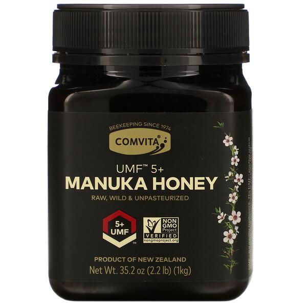 Manuka Honey, UMF 5+, 2.2 lb (1 kg)