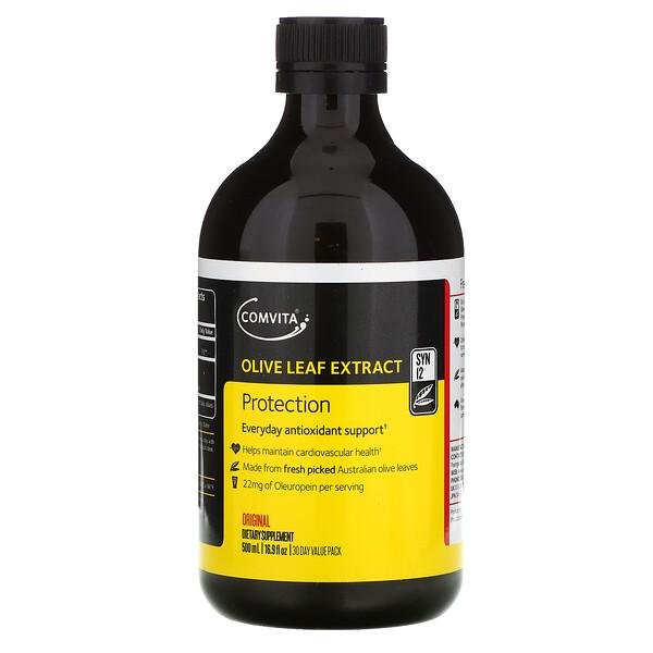 Olive Leaf Extract, Original, 16.9 fl oz (500 ml)