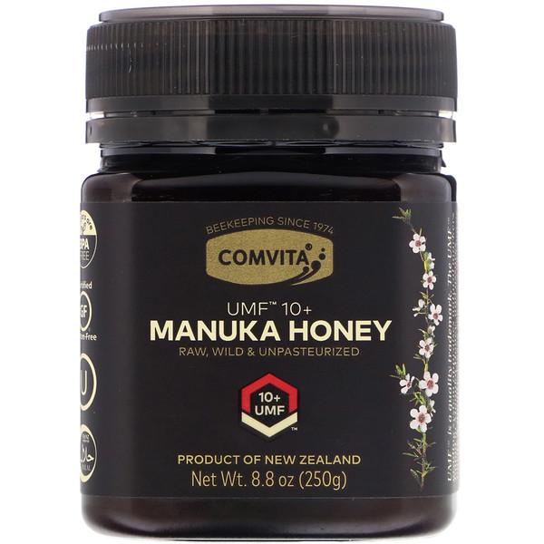 Manuka Honey, UMF 10+, 8.8 oz (250 g)