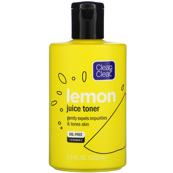 Lemon Juice Toner, 7.5 fl oz (222 ml)
