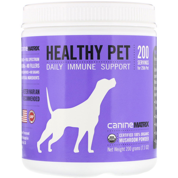 Healthy Pet, Mushroom Powder, 7.1 oz (200 g)