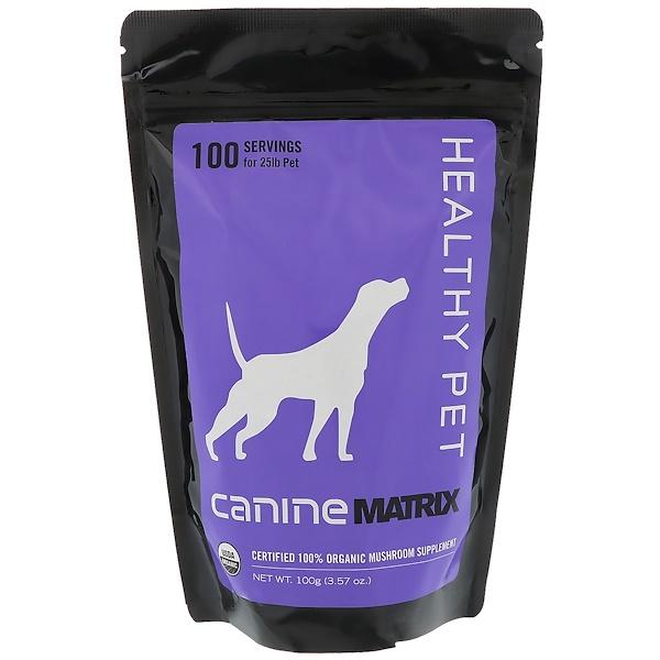 Canine Matrix, Healthy Pet, 3.57 oz (100 g) (Discontinued Item)
