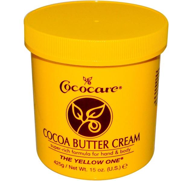 The Yellow One, крем с какао-маслом, 425 г (15 унций)