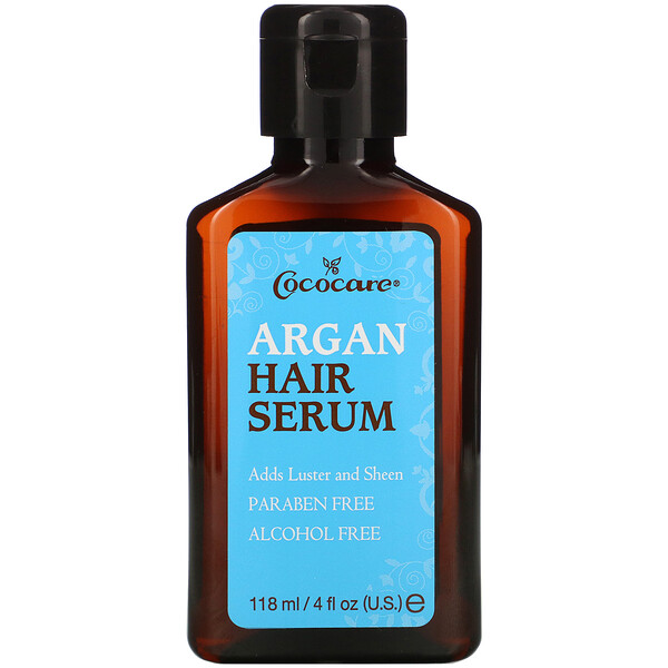 сыворотка для волос с аргановым маслом, 118 мл (4 жидких унции)