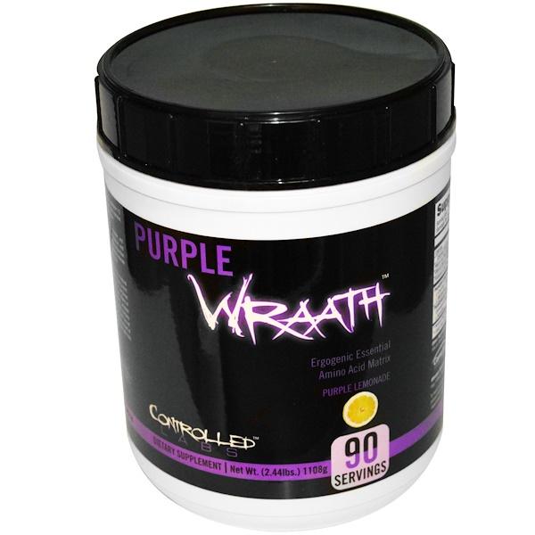 Purple Wraath, пурпурный лимонад, 1108 г