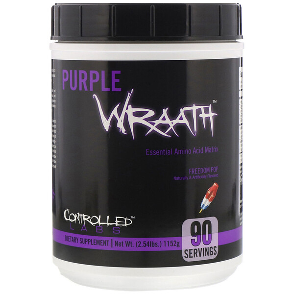 PURPLE WRAATH, Freedom Pop, 2.54 lbs (1152 g)