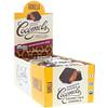 Cocomels, Органический продукт, карамель из кокосового молока в шоколаде, ваниль, 15 шт, 1 унц. (28 г) каждая