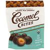 Cocomels, Органический продукт, Кокосовое молоко и карамель, Кусочки, Морская соль, 3,5 унц. (100 г)